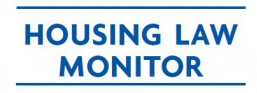 Housing Law Monitor