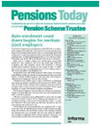 Pensions Today Publication